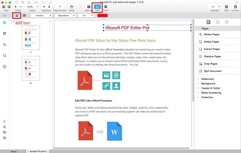 Top 5 PDF Editors For Mac - Mac Heat